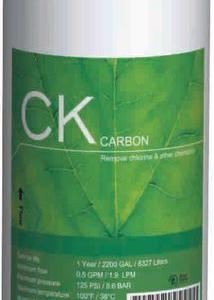 CK-3 aktívszén vízszűrő betét GAC