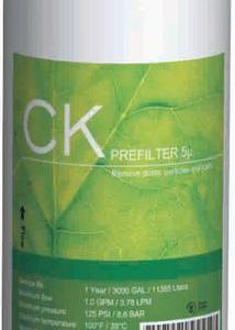Vízszűrő betét CK-1 5 mic
