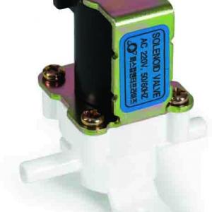 Mágnesszelep EV 1/4 NC 220 VAC